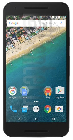 LG Nexus 5X International H791