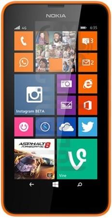 NOKIA Lumia 630 Dual SIM (RM-978)