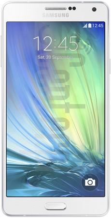 SAMSUNG A700F Galaxy A7 (SM-A700H)