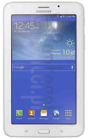 SAMSUNG T116NU Galaxy Tab 3V (SM-T116)