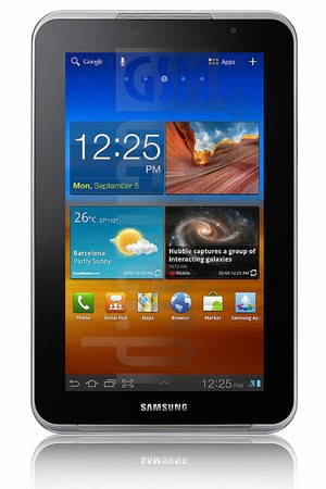 SAMSUNG P6200 Galaxy Tab 7.0 Plus  (GT-P6200)