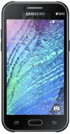 SAMSUNG Galaxy J1 4G (SM-J120H)