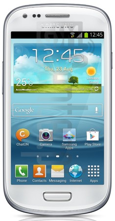 SAMSUNG I8200 Galaxy S III mini VE (GT-I8200)