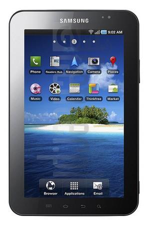 SAMSUNG P1000 Galaxy Tab (GT-P1000)