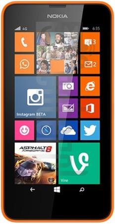 NOKIA Lumia 630 (RM-976)
