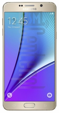 SAMSUNG Galaxy Note5 (SM-N9208)
