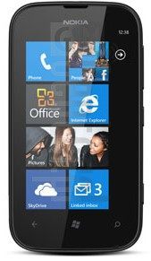 NOKIA Lumia 510 (RM-889)