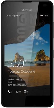 MICROSOFT Lumia 550 (RM-1127)