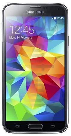 SAMSUNG G900 Galaxy S5 (SM-G900F)