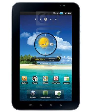 SAMSUNG T849 Galaxy Tab T-Mobile (SGH-T849 GALAXY TAB)