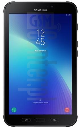 SAMSUNG Galaxy Tab Active2 4G LTE (SM-T365)