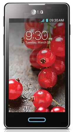 LG E450 Optimus L5 II