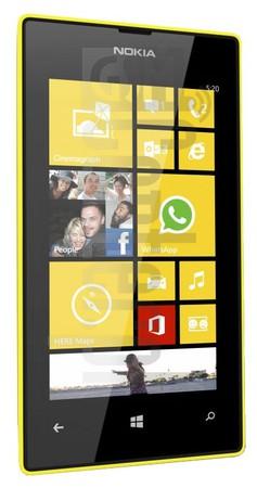 NOKIA Lumia 520 (RM-914)