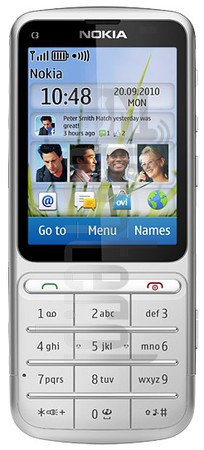 NOKIA C3-01 Touch and Type (C3-01.5)