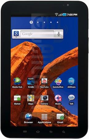 SAMSUNG Galaxy Tab 4G LTE (SM-T561)