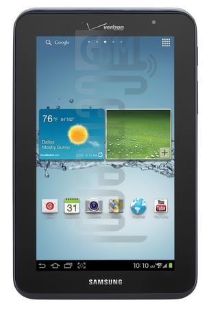 SAMSUNG I705 Galaxy Tab 2 7.0 (GT-P3100)