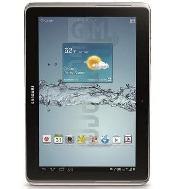 SAMSUNG P5100 Galaxy Tab 2 10.1 (GT-P5100)