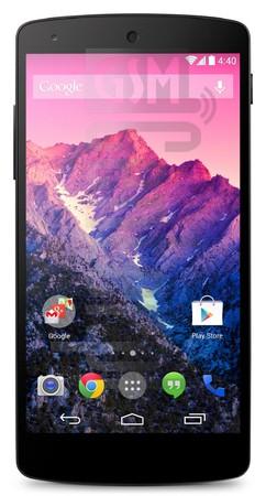 LG D821 Nexus 5