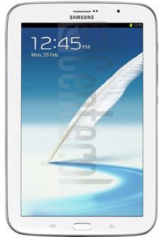 SAMSUNG N5100 Galaxy Note 8.0 3G (GT-N5100)