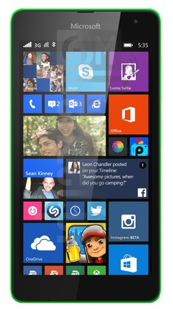 MICROSOFT Lumia 535 Dual SIM (RM-1090)