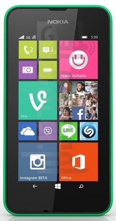 NOKIA Lumia 530 Dual SIM (RM-1019)