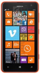 NOKIA Lumia 625 (RM-943)