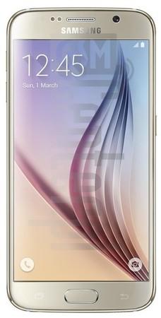 SAMSUNG G920F Galaxy S6 (SM-G920FD)