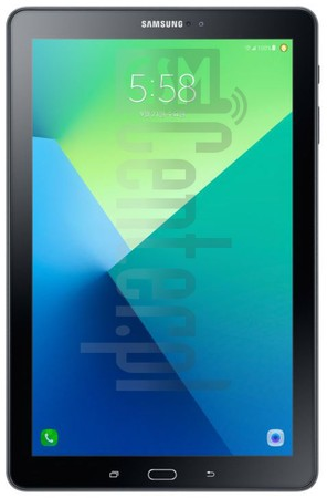 SAMSUNG P580N Galaxy A 10.1'' WiFi 2016 with S Pen